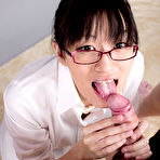 Fourth pic of Sexy asian office girl Mikami Ayaka