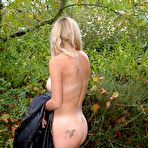 Fourth pic of Uk Amateur Exhibitionists - Emma Nude In Public