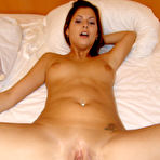Second pic of BadExGFs.com :: My sexy bitch showing hot cum dripping for her cunt