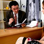First pic of Tricky Old Teacher - Nice Teen Coed Zhenia Inness Fucked By Professor