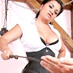 First pic of OWK - Tatjana Cruela educates her slaves