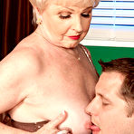 Second pic of 50PlusMILFs.com - Jewel - A Cream Pie For Jewel