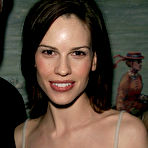 First pic of Hilary Swank