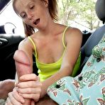 Second pic of Alyssa Hart - Teen Tugs Handjobs Pictures