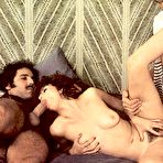 Third pic of Ron Jeremy and his friend fucking a seventies lady!