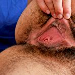 Fourth pic of Hairy pussy pictures of Monica - The Nude and Hairy Women of ATK Natural & Hairy