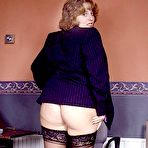 First pic of Chubby Loving - Busty Fat Mature In Stockings