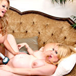 Fourth pic of Threesome Action With Tegan And Kelly / MILF Fox