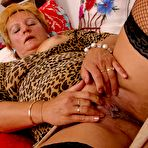 Second pic of Older babes in hardcore action at Kinky Mature Sluts