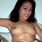 Fourth pic of Wild young Filipina babe is horny after school