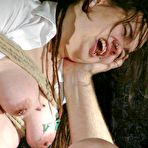 Fourth pic of Japanese Slavegirl in Needle Pain