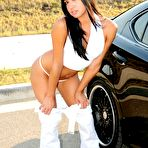 Third pic of Cierra Spice on the Side of the Road :: Sweet T and A