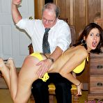 Second pic of Sarah Gregory Spanking