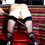 Third pic of Judicial Ponygirl Caning