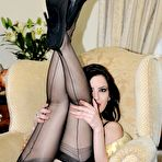 Fourth pic of Betty Bazaar From Classic Nylon Tease - Stocking Blog