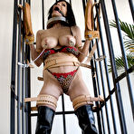 Third pic of Inescapable Bondage:: Ashley Bound