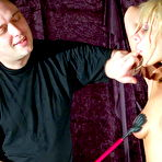 First pic of Crystel Caned To Tears - Firm Spanking of Crystel Lei