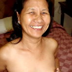 First pic of Lalan Horny Older Cock Sucking Mature Asian Granny got her hairy pussy a hardcore fuck