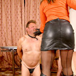Second pic of OWK - Madame Loreen teaches slaves to obedience