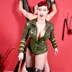 Third pic of OWK - Spanking lesson of Mistress Alexa