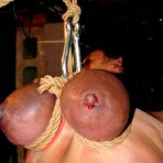 Second pic of BDSM TITS TORTURE