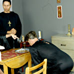 First pic of Dominatrix Nun Sophie Dee in The Handjob Cleansing