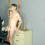Second pic of Dominatrix Nun Sophie Dee in The Handjob Cleansing