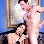 Second pic of Brunette babe Amia Miley nailed by a big cock in Keeping it up for the Kard-Ass-Ians 2