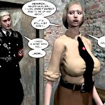 First pic of Sex experiments in Nazi Germany: 3D animation comic-books for adults
