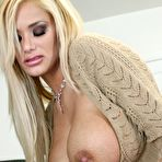 First pic of Pornstar Shyla Stylez | Drooling And Gagging On A Huge Cock