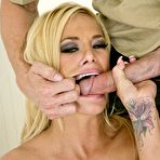Second pic of Shyla Stylez | Busty Inmate Getting Ass Stuffed With A Monster Cock