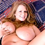 Fourth pic of PlumpersAndBW.com - Download FAT slut ALLISON O'S photo set!