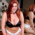 First pic of chubby redhead big tits ass | CHUBBYLOVING.com #1 for bbw porn lovers!