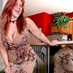 Fourth pic of chubby redhead big tits ass | CHUBBYLOVING.com #1 for bbw porn lovers!