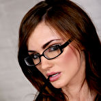 First pic of Lily Carter Black Cock Slut at Blacks On Blondes!