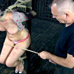 Second pic of Hardtied | Extreme Rope Bondage, Orgasms, and Hardcore Sex | Super Pain Slut Marina