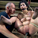 Fourth pic of Hardtied | Extreme Rope Bondage, Orgasms, and Hardcore Sex | Super Pain Slut Marina