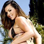 Second pic of Danica Dillon gets nailed on a pool table in her bikini (Brazzers - 16 Pictures)