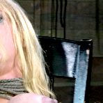 Fourth pic of Sexually Broken | Inescapable Bondage, Brutal Bondage Sex, Devestating Orgasms | Darling's First On Camera Fuck