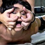 First pic of Sexually Broken | Inescapable Bondage, Brutal Bondage Sex, Devestating Orgasms | Sofia Delgado's First Bondage Shoot