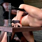 Second pic of Sexually Broken | Inescapable Bondage, Brutal Bondage Sex, Devestating Orgasms | Cici Rhodes Gets Some Custom Made Bondage