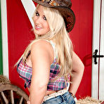 Second pic of Scoreland.com - Rockell - Ride 'em, Cowgirl!