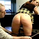 Second pic of Perfect Spanking: Spanking Videos, OTK, Paddling, and Caning!  Beautiful round bottoms throbbing in ecstatic pain!