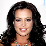 First pic of Candice Michelle Busty Cleavage