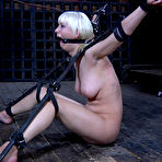 Third pic of Infernal Restraints | Extreme Device Bondage and Metal Restraints | Cherry Makes Pained Movements