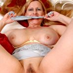 Second pic of mature amateur redhead blowjob | OLDSPUNKERS.com #1 for older porn lovers!