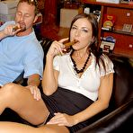 Second pic of Realitykings / Milfhunter.com Maribel In Smoking Pole Pics