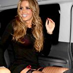 First pic of Katie Price Upskirt Flash