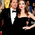 Fourth pic of Angelina Jolie shows her legs at 84th Annual Academy Awards