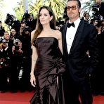 Fourth pic of Angelina Jolie at 2011 Cannes Film Festival redcarpet